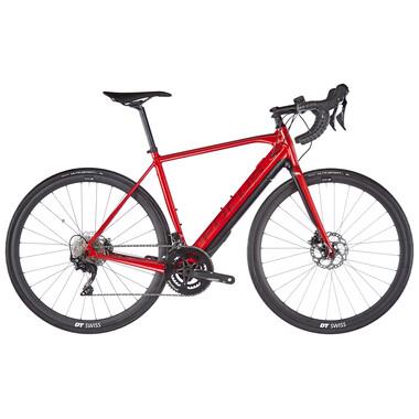 Vélo de Course Électrique FOCUS PARALANE² 6.8 Shimano 105 7000 34/50 Rouge 2020